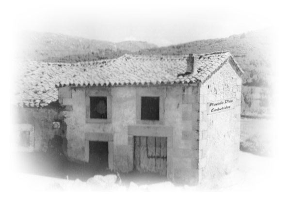 fabrica antigua de Chacinerias Díaz